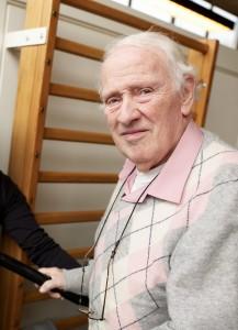 geriatrie fysiotherapie